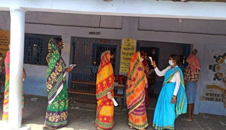 West Bengal Assembly Phase-4 Polling ENDS, 76.16% Voters turnout recorded till 6.30 pm