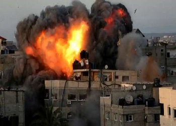 """Israel-Gaza conflict pushing region in """"Wrong Direction"""": S Arabia"""