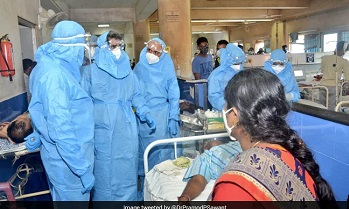 26 Covid-19 patients die at Goa hospital; health minister seeks HC probe