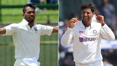 No Hardik, Kuldeep in India's squad of 20 for WTC final and England Tests: BCCI