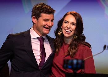 New Zealand PM Jacinda Ardern plan to marry over the summer