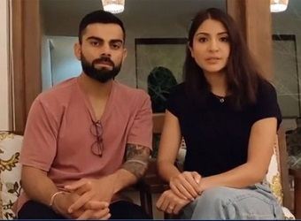You're the real heroes: Anushka and Virat to healthcare & frontline workers