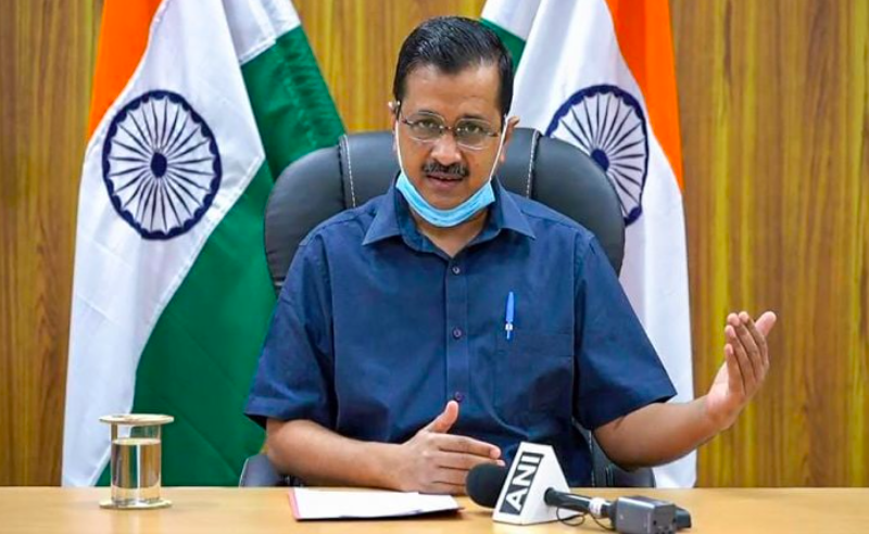 """Arvind Kejriwal urges Centre to """"stop Singapore flights"""" over new Covid strain"""