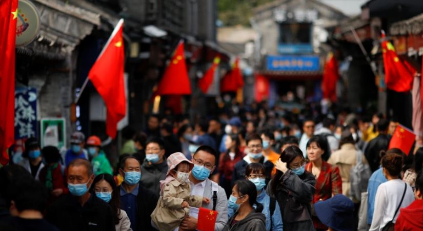China records slowest population growth in 10 years, now stands at 1.41 billion