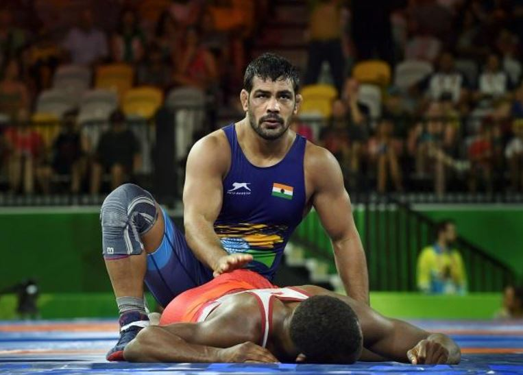 Clip showing Olympian Sushil Kumar beating up the now dead wrestler surfaces