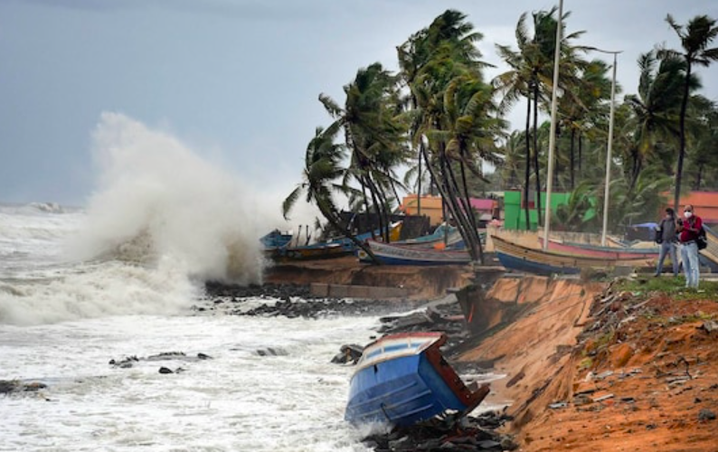 Cyclone Tauktae brings strong winds, rain in Goa; power supply hit