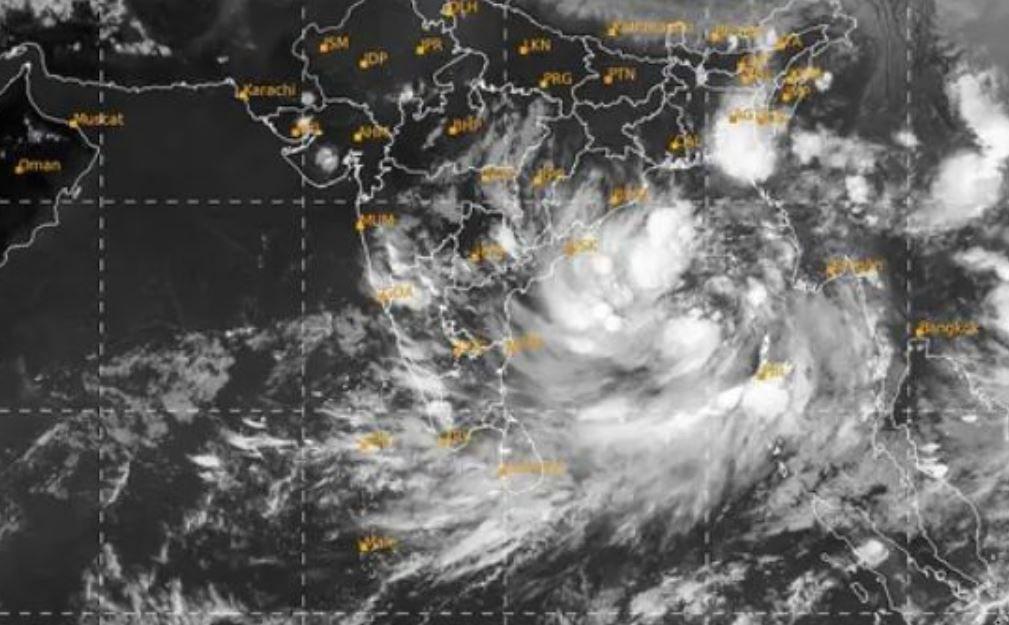 Cyclone Yaas to intensify into 'severe cyclonic storm' in next 24 hours: IMD issues warning