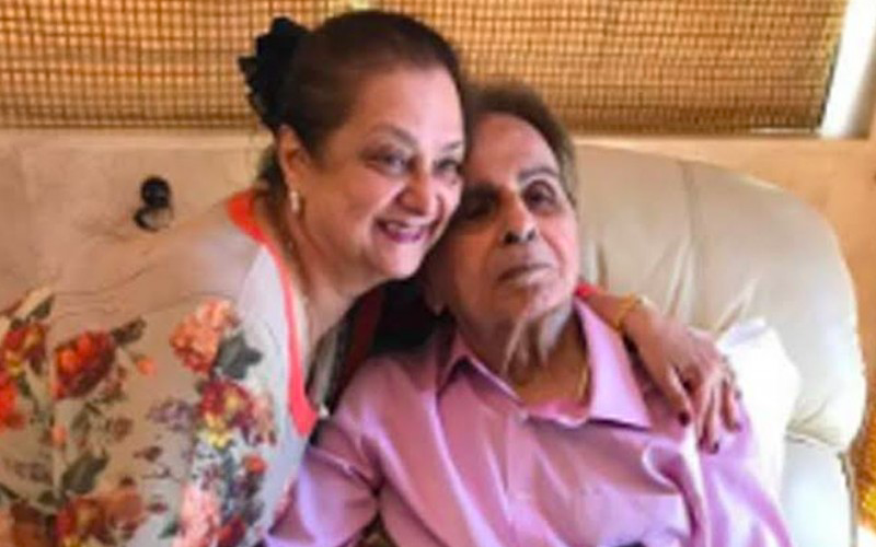 """Dilip Kumar hospitalised, Saira Banu says """"recovering well, will be discharged soon"""""""