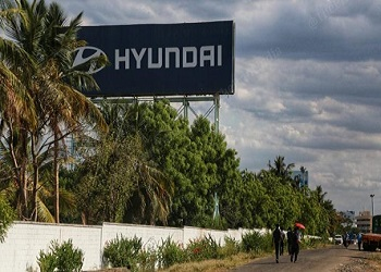 Hyundai to shutdown Chennai plant from today over Covid fear among workers