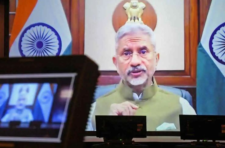 Political effort to depict current government in a certain way: S Jaishankar