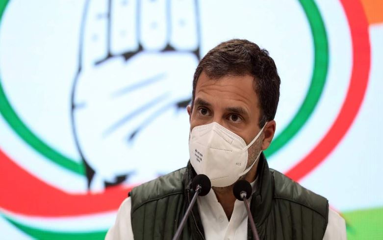 Full lockdown is the only way to stop Covid-19 spread: Rahul Gandhi