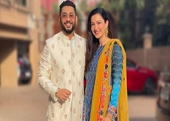 Gauahar Khan responds after troll says 'In Islam, women are always at man's feet'