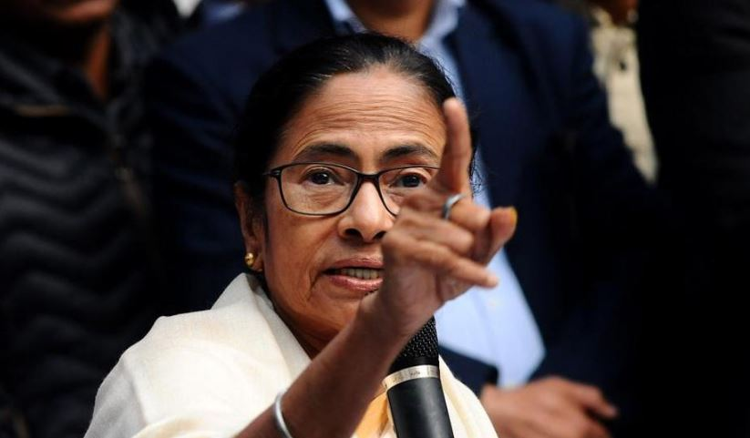In an attempt to capture Bengal, nearly destroyed India: Mamata targets Modi govt