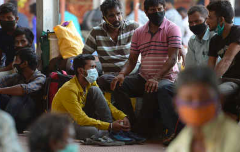 India records 3,689 Covid deaths in 24 hours, caseload surges to 1.95 crore