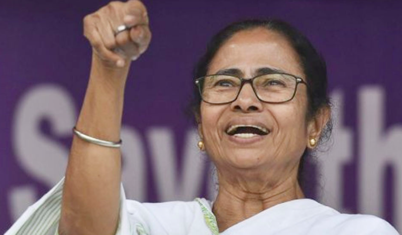 """""""Khelo Hobe did happen and we did win"""", says Mamata after her land sliding victory"""