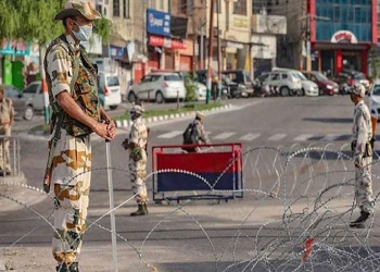 Covid-19 curfew in Jammu and Kashmir extended till May 17