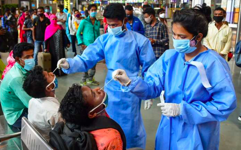 Lucknow: Covid-19 claims 15 lives, 141 more tested positive for infection