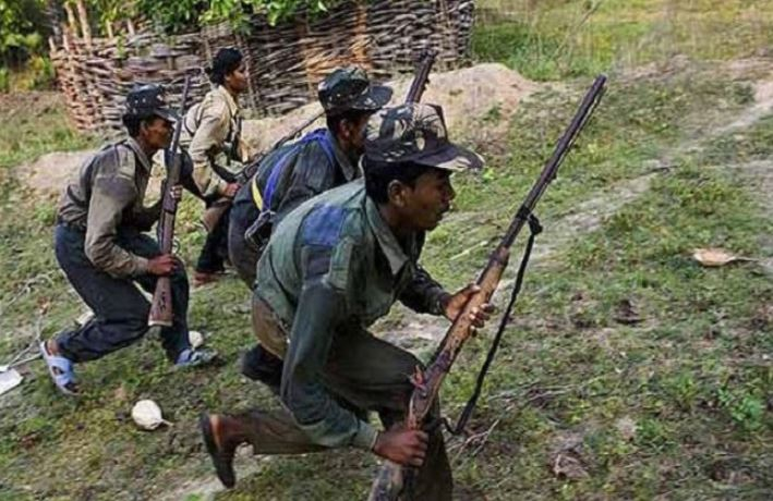Maharashtra: At least 13 Naxals killed in an encounter with police in Gadchiroli