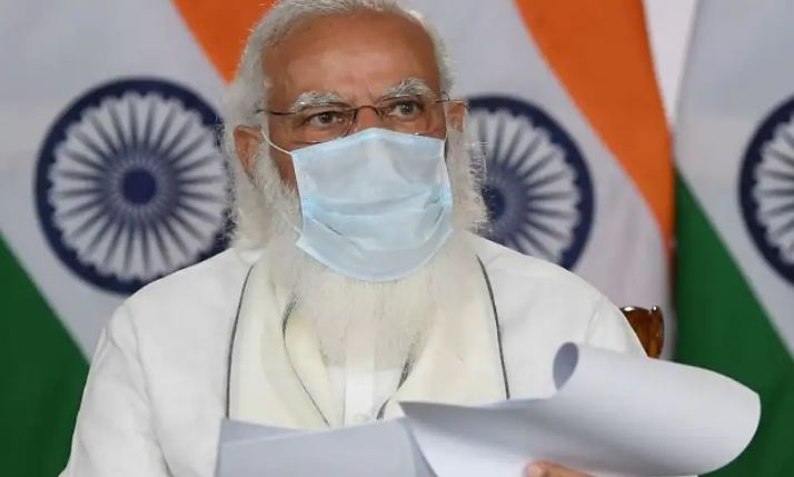 PM Modi dials 4 CMs to discuss Covid situation in their states