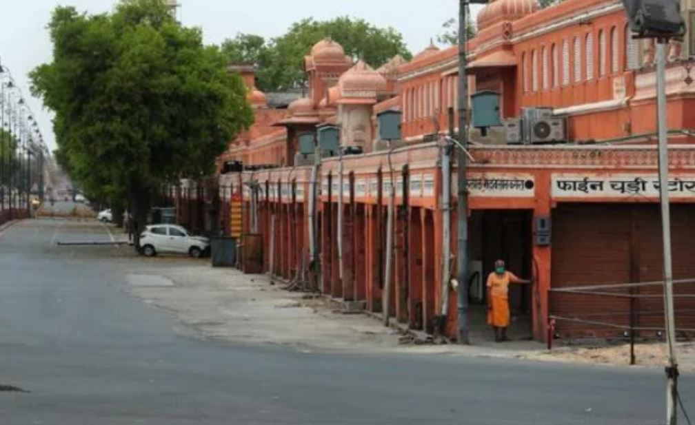 Rajasthan undergoes three-tier lockdown from May 24 to June 8