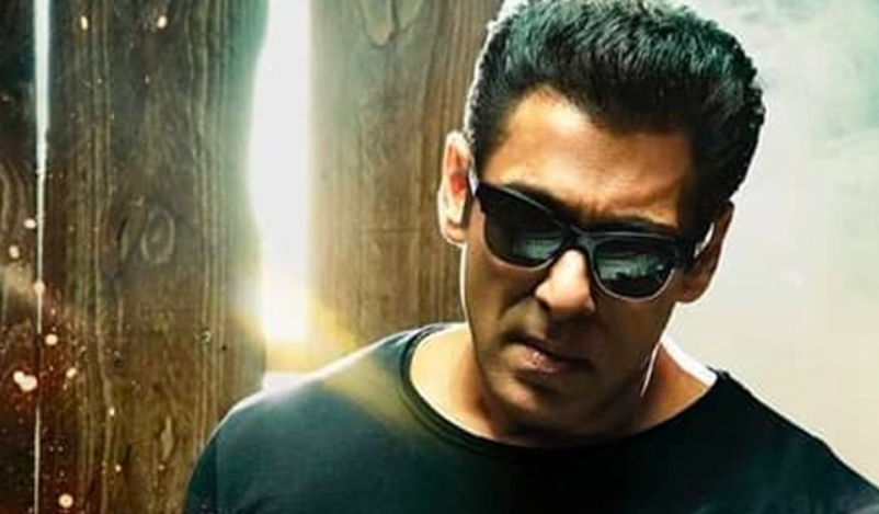 Salman Khan's pic with his body double from 'Radhe' sets is going viral
