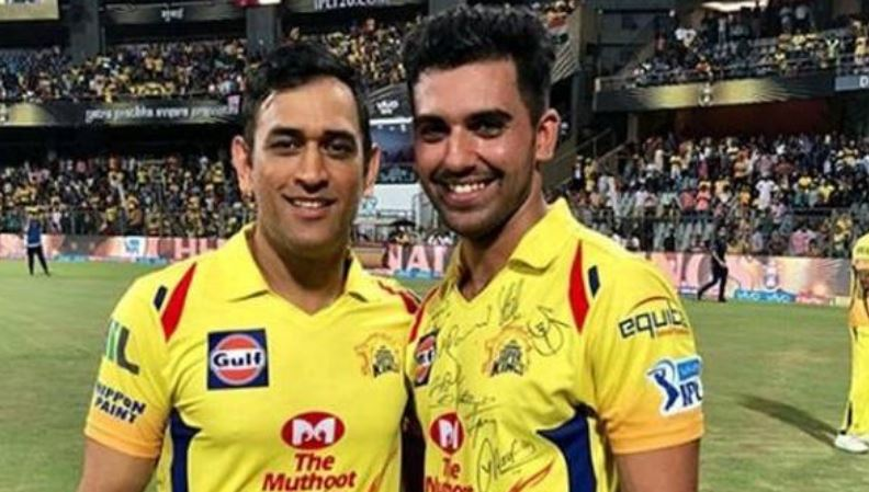 Scoop! All in praise Deepak Chahar tells how 'MS Dhoni made him a power-play bowler'