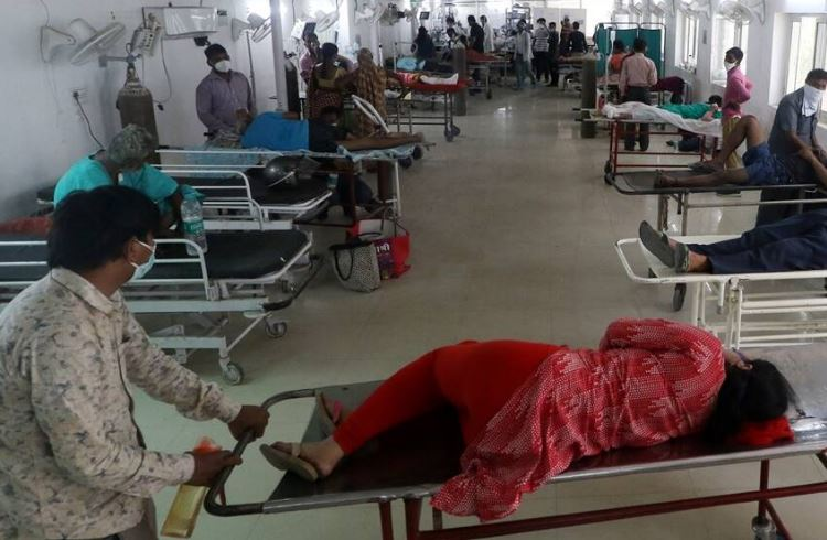 UP BJP MLA complains as 'wife lay on hospital floor for 3 hours, was given no food or water'