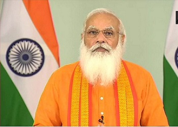 Yoga provided a ray of hope in India's fight against COVID: PM Modi