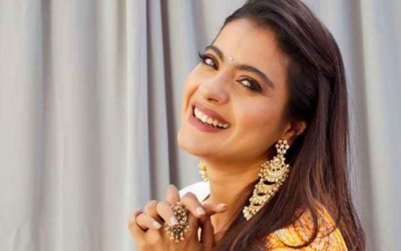 On World Bicycle Day Kajol shares clip of her falling while cycling in 'Kuch Kuch Hota Hai'