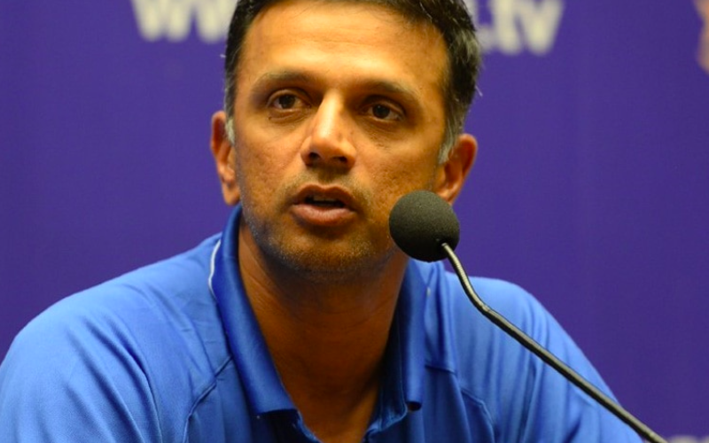As 'A level' team coach, I made sure every player on tour got game: Rahul Dravid