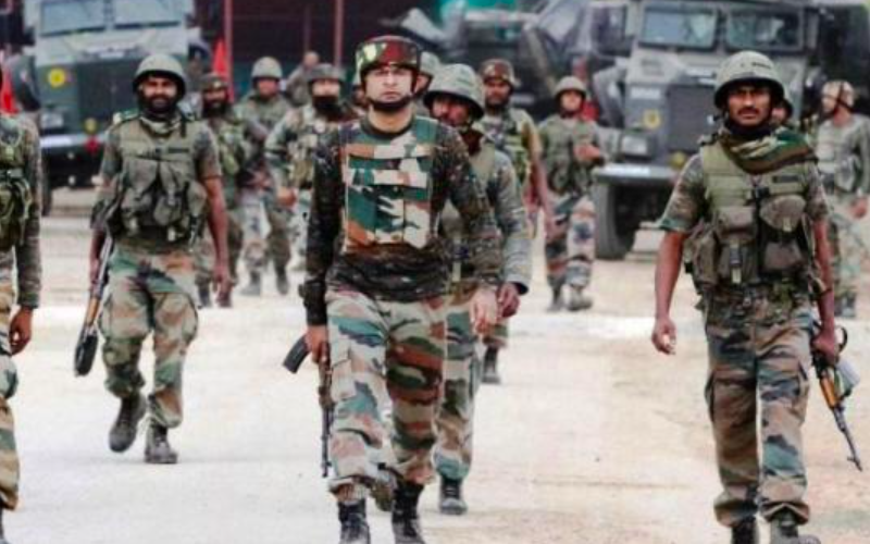 Alert in Kashmir valley before PM Modi's all party meet with J&K leaders
