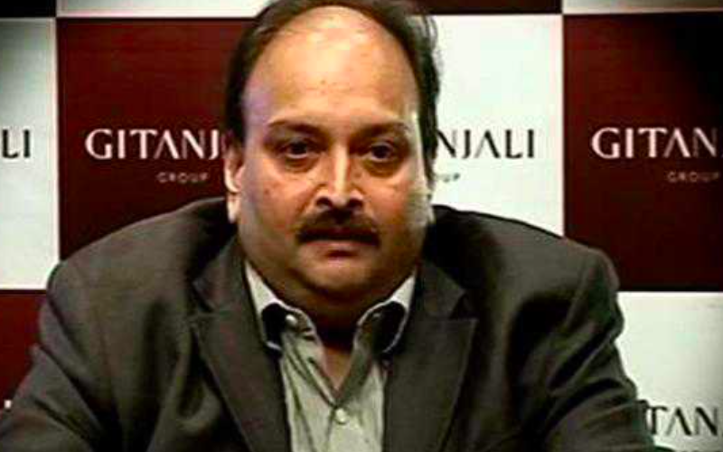 Fugitive Mehul Choksi denied bail by Dominican court in illegal entry case