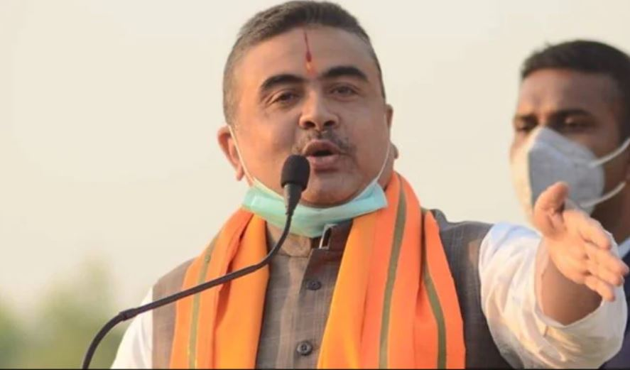 BJP's Suvendu Adhikari, brother booked for stealing 'relief material' worth several lakh