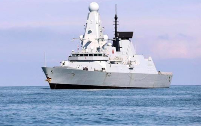 Classified UK MoD documents linked to warship incident found at bus stop: Report