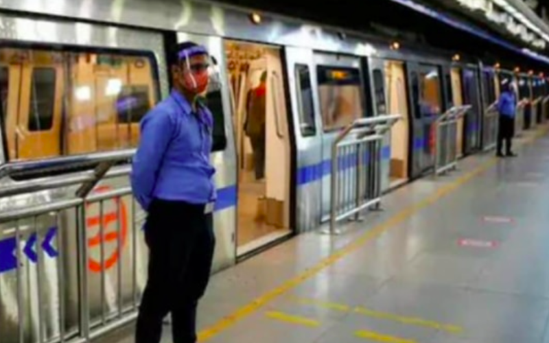 Covid-19 unlocking: Lucknow Metro back on track from today