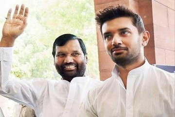Chirag Paswan faces revolt as Uncle leads coup in LJP, Nitish Kumar's role under lens