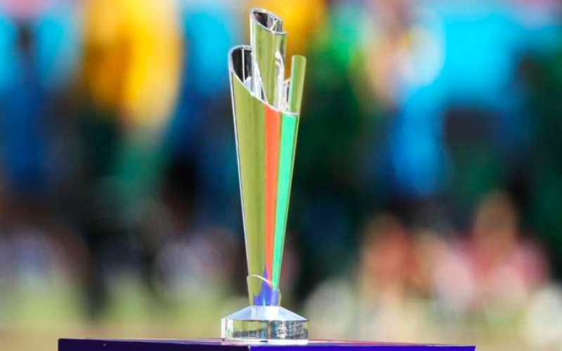 ICC Men's T20 World Cup shifted to UAE, confirms BCCI