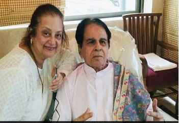 Dilip Kumar hospitalised for breathlessness, second time in a month