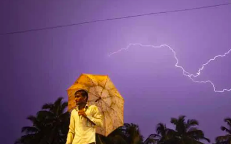 IMD predicts intense rainfall with thunderstorm in these states