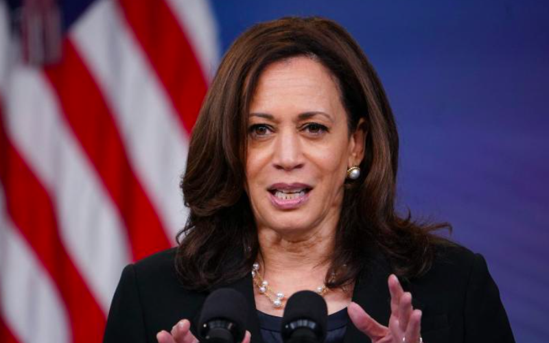 Kamala Harris dials PM Modi as US sets to supply 25 mn vaccines to India