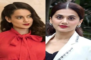 I don't miss Kangana on Twitter, she's too irrelevant for me: Taapsee