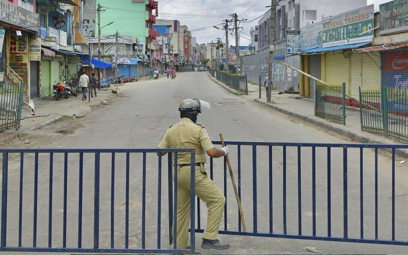K'taka lockdown likely to extend till June 14 amid high Covid positivity rate