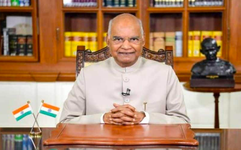 Prez Kovind responds to criticism on Salary, says 'I pay 2.75 lakh as taxes every month'