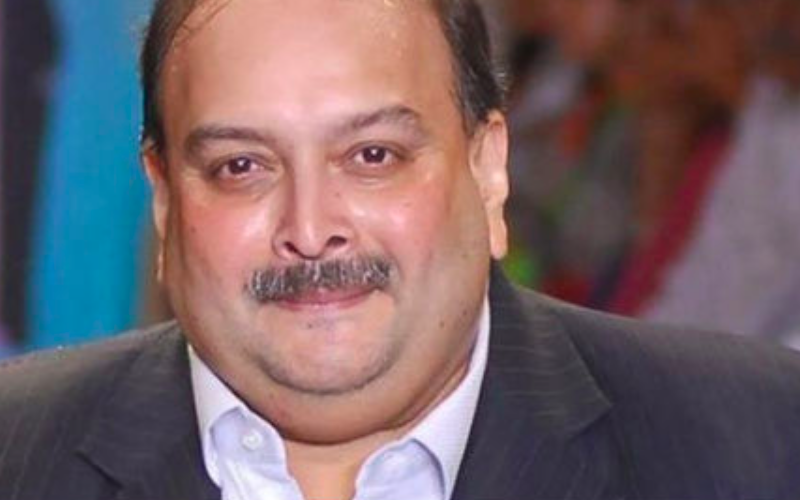 Private jet sent by India to bring back Mehul Choksi leaves Dominica without him
