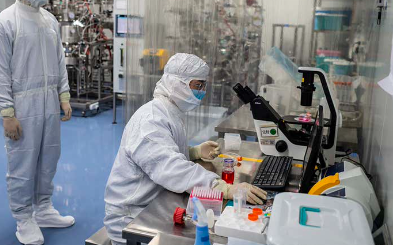 SII starts production of Covovax 'at risk', expects emergency licence