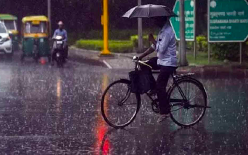 UP, Delhi-NCR to receive rainfall with thunderstorms and lightening: IMD