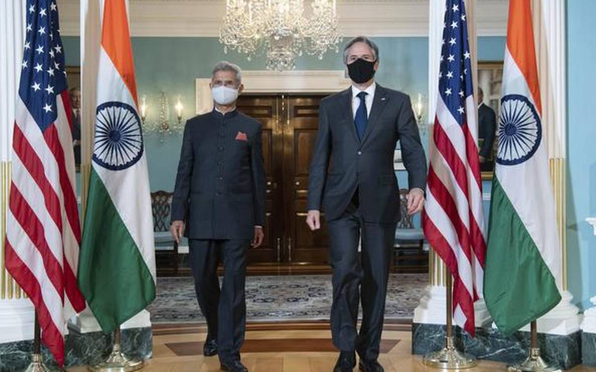 External Affairs Minister Jaishankarshan: The quest for complete democracy applies to America as much as India