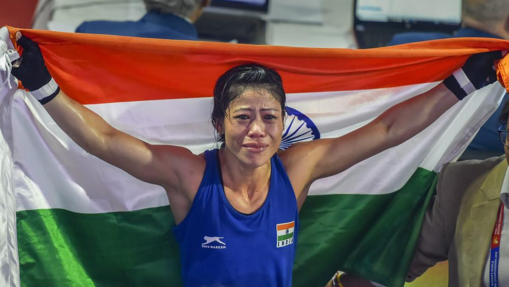 Mary Kom's bang debut, Garcia could not handle the punch: Tokyo Olympics