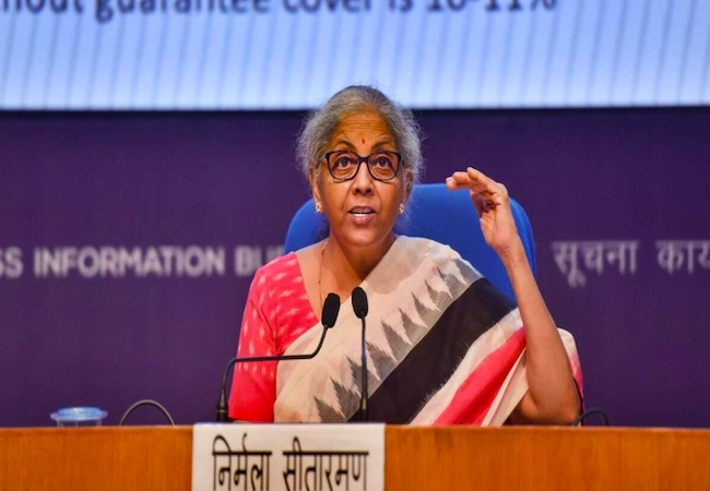 Cabinet clears DICGC Bill, deposits upto 5 lakh to be insured if bank put under moratorium