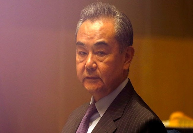 China's Foreign Minister tells visiting Taliban delegation to end war in Afghanistan
